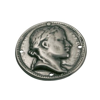 Cuenta DQ French coin 38mm