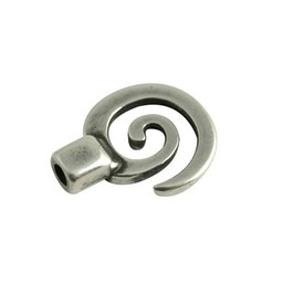 Cuenta DQ Spiraal clasp 2-parts