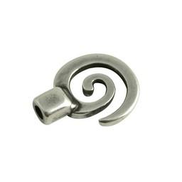 Cuenta DQ Spiraal clasp 2-parts
