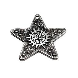 Cuenta DQ Moon&star zilverkleur