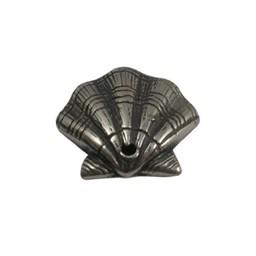 Cuenta DQ sieraden hanger Shell zilver zilverkleur