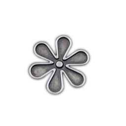 Cuenta DQ Rivet bloem 30mm