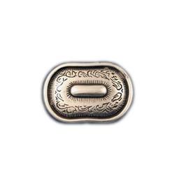 Cuenta DQ rivet oval 36x25mm