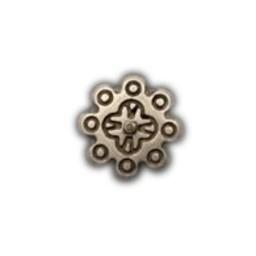 Cuenta DQ rivet flower 16mm N