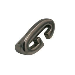 Cuenta DQ metal alfabet 13mm letter: G