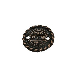 Cuenta DQ Munt small 16mm copper plating.