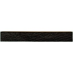 Cuenta DQ wristband leather black crackle 14.5cmx19mm