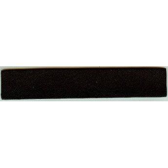 Cuenta DQ leerband zwart16.5cmx29mm