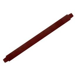 Cuenta DQ bracelet strap leather brown 13mm