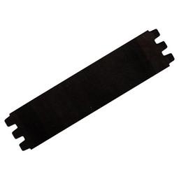 Cuenta DQ leerband bruin 39mmx18.5cm M