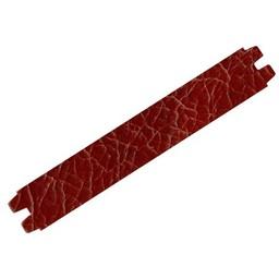 Cuenta DQ Armband 29mm braun Leder knistern mittlerer groose