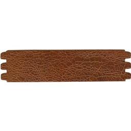 Cuenta DQ leather belt crack cognac 44mmx18.5cm M