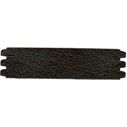 Cuenta DQ Armband Leder schwarz Knistern mittlerer groose 44mmx18.5cm
