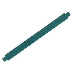 Cuenta DQ bracelet strap leather dark turq.13mm M