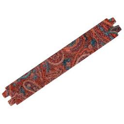Cuenta DQ bracelet strap leather exclusief italiaans ontwerp 29mm