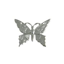 Cuenta DQ sieraden hanger vlinder 35mmx20mm dubbele ogen