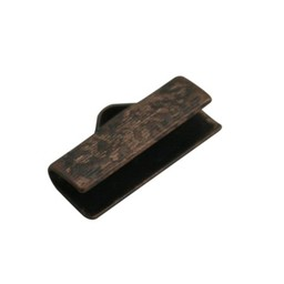 Cuenta DQ ribbon clip editing antique copper