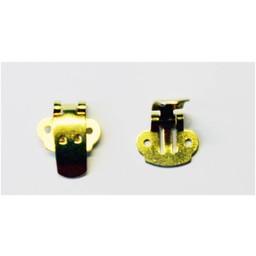 Cuenta DQ Shoe clip gold color