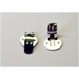 Cuenta DQ Shoe clip silver