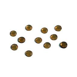 Preciosa crystals MC flache Rücoseite Rhinestone ss20 Topas
