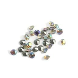 Preciosa crystals pointed stone MC Optima pp12 crystal ab 1.9mm