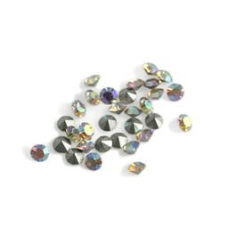 Preciosa crystals puntsteentje MC Optima pp12 crystal ab 1.9mm per 12 stuks