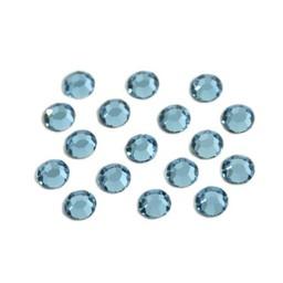 Preciosa crystals MC Flatback rhinestone ss16 (3.8-4.0mm) aqua bohemica