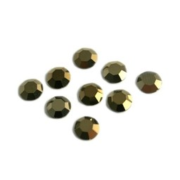 Preciosa crystals MC Flatback Rhinestone ss30 (6.4-6.6mm) monte carlo