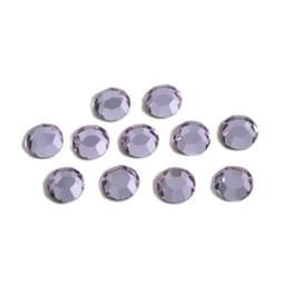 Preciosa crystals MC Flatback strass steen ss30 (6.4-6.6mm) alexandrite