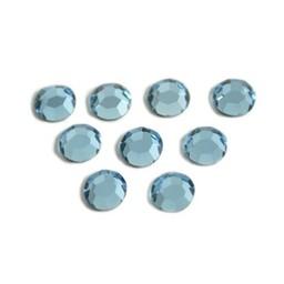 Preciosa crystals MC chaton strass steen ss20 (4.60-4.80mm) aqua