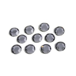 Preciosa crystals MC Flatback Strass Steine ss30 (6.4-6.6mm) tanzanite