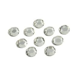 Preciosa crystals MC Flatback strass steen ss30 (6.4-6.6mm) crystal