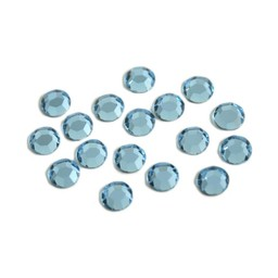 Preciosa crystals MC chaton strass steen ss20 (4.60-4.80mm) aqua bohemica