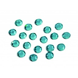Preciosa crystals MC chaton Rhinestone ss20 (4.60-4.80mm) blue zircon