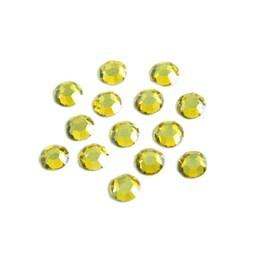Preciosa crystals MC chaton strass steen ss20 (4.60-4.80mm) citroen geel