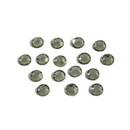 Preciosa crystals MC chaton Rhinestone ss20 (4.60-4.80mm) black diamond