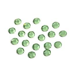 Preciosa crystals MC chaton Strass Steine ss20 peridot