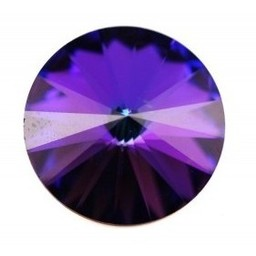 Preciosa crystals MC rivoli 16mm Crystal Heliotrope