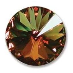 Preciosa crystals MC rivoli 16mm Crystal Sahara