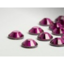 Swarovski elements ss34 fuchsia