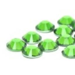 Swarovski elements ss16 chrysolite