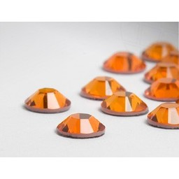 Swarovski elements ss20 oranje (4.6-4.8mm)