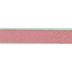 Cuenta DQ Lederarmband 13mm Streifen Gobi Rosa 13mmx85cm