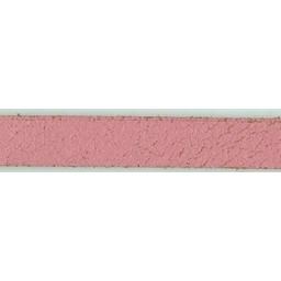 Cuenta DQ Leerstrook Nederlands splitleer  13mm Gobi Pink 13mmx85cm
