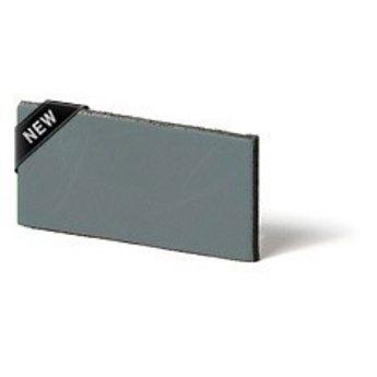 Cuenta DQ flach lederband DIY Riemen 30mm Schwarz 30mmx85cm