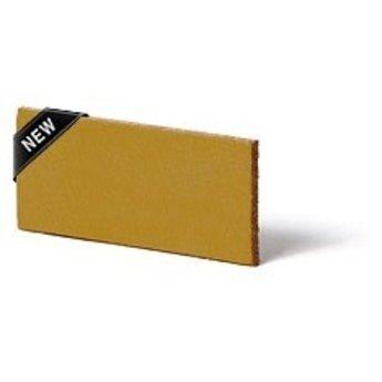 Cuenta DQ Leerstrook Nederlands splitleer 30mm Oker geel 30mmx85cm