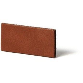 Cuenta DQ Leather DIY bracelet straps 35mm Cognac 35mmx85cm