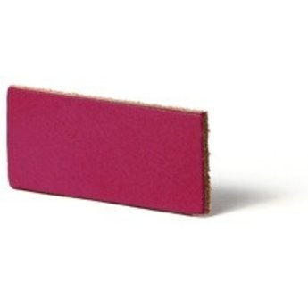 Cuenta DQ Leather DIY bracelet straps 35mm Fuchsia  35mmx85cm