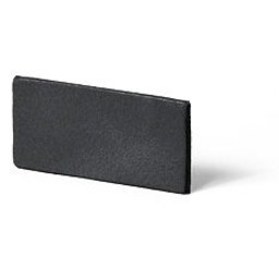 Cuenta DQ Lederband Niederlandisch Spaltleder 5mm Anthrazit 5mmx85cm