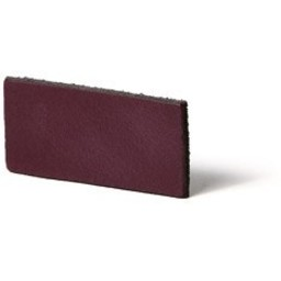 Cuenta DQ leather strips Dutch tanned 5mm Plum purple 5mmx85cm